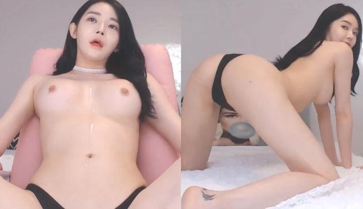 暗黑FUN一下-[韓國] 身材姣好皮膚白皙的騷或小姊姊~已經趴好母狗姿勢等歐巴上線